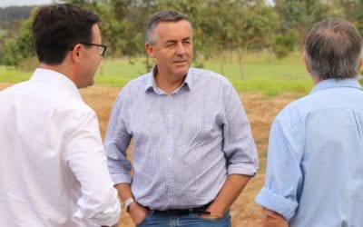DROUGHT RESILIENCE FUNDING FOR FARMERS WELCOMED