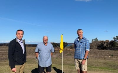 MALLACOOTA GOLF COURSE PLAN REJECTED BY BUREAUCRATS