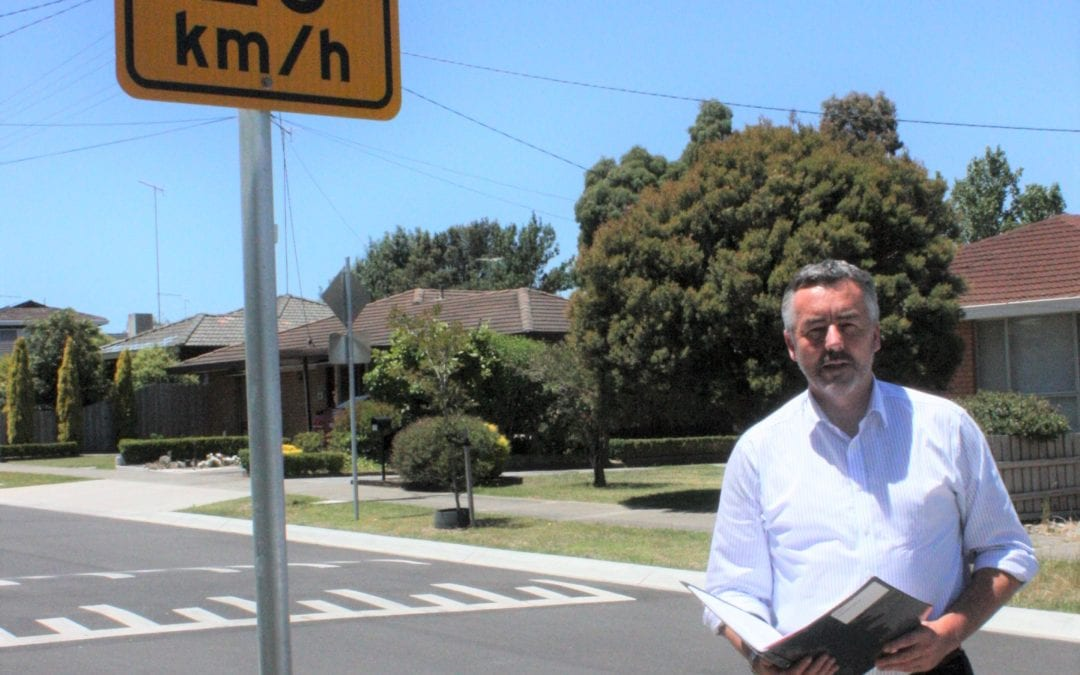 INVESTING IN ROAD SAFETY IN THE LATROBE VALLEY