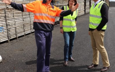 $1.7 million to support timber jobs in Gippsland