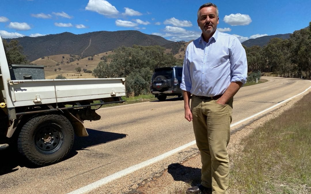 BUSHFIRE ROADS RECEIVE FUNDING BOOST