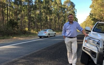 PRINCES HIGHWAY EAST UPGRADES ANNOUNCED FOR GIPPSLAND