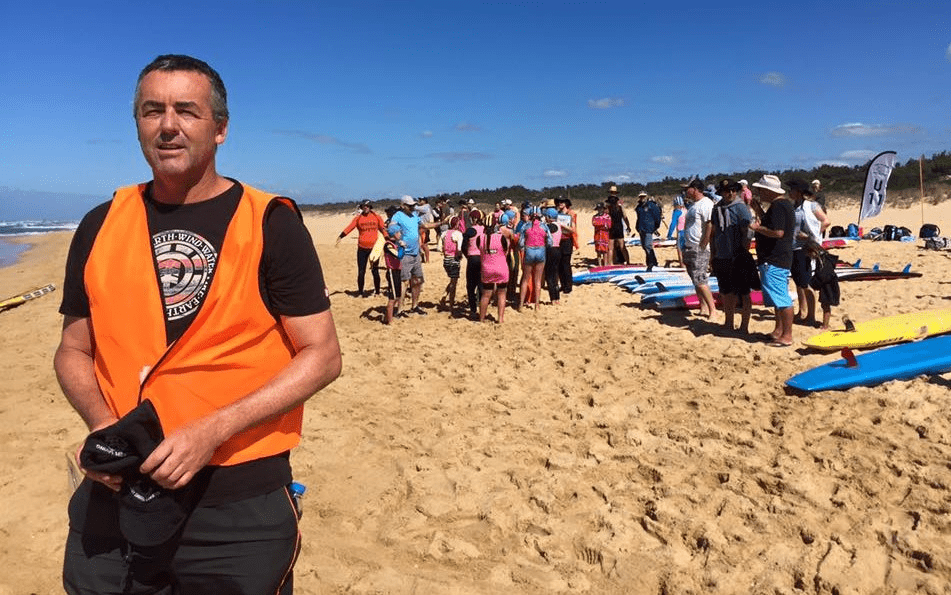 FUNDING TO SUPPORT SURF LIFE SAVING CLUBS