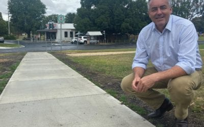 WORKS TO REVITALISE TOONGABBIE NEARING COMPLETION