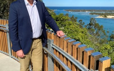 LAKES ENTRANCE NAMED AN AUSSIE TOWN OF THE YEAR WINNER