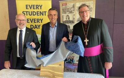 NEW FACILITIES AT CATHOLIC COLLEGE SALE