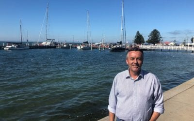 IMPROVING WATER QUALITY AT CORNER INLET