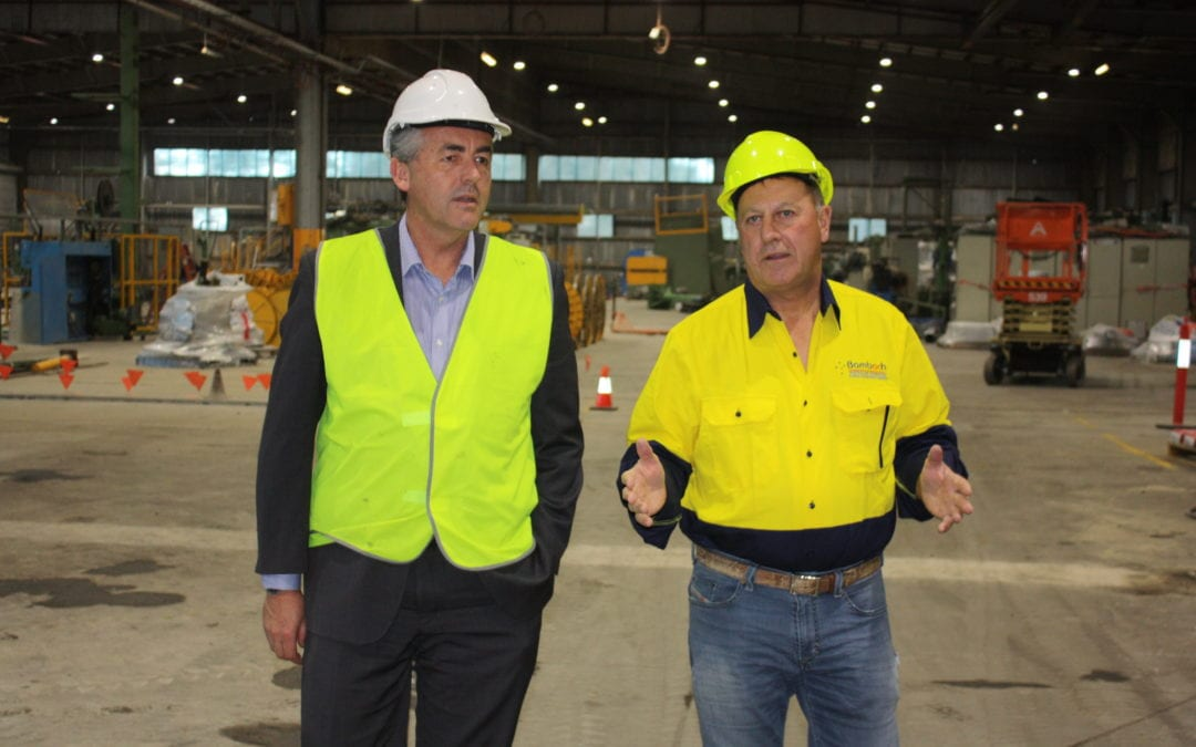 NEW CABLE MANUFACTURING FACILITY IN ROSEDALE