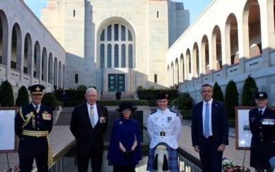 ROYAL AUSTRALIAN AIR FORCE CELEBRATES 100 YEARS