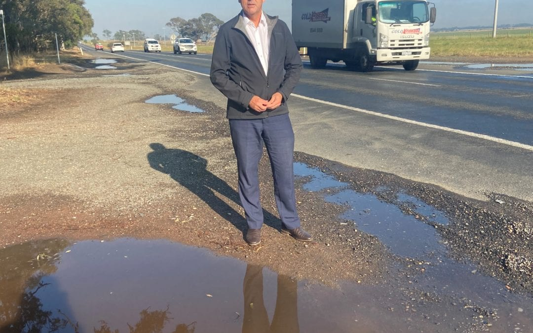 HIGHWAY DUPLICATION MUST START NOW: CHESTER