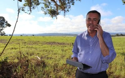 IMPROVED MOBILE PHONE RECEPTION FOR TOONGABBIE