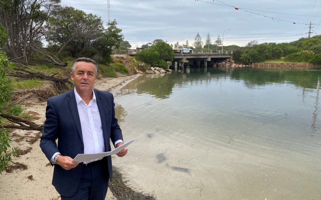 MORE THAN $300 MILLION TO BUILD A SAFER, STRONGER AND FAIRER GIPPSLAND