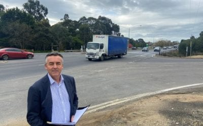 $16 MILLION TO UPGRADE FOUR TRARALGON INTERSECTIONS