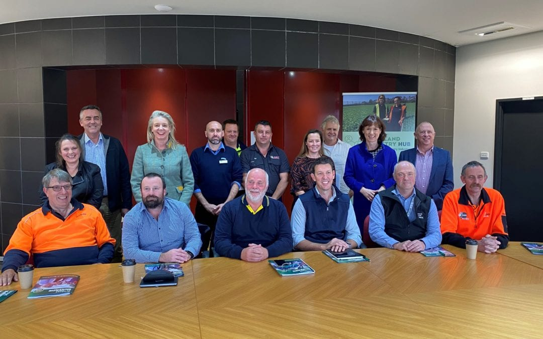 Nationals back timber jobs at Gippsland forestry forum