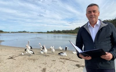 SCIENTISTS TO ASSESS GIPPSLAND WETLANDS