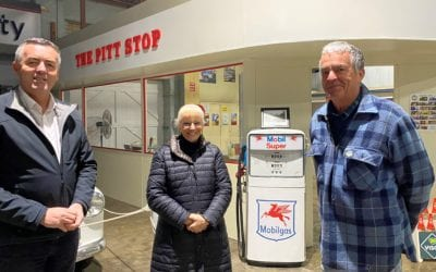 GRANT TO SUPPORT GIPPSLAND AUTO MUSEUM