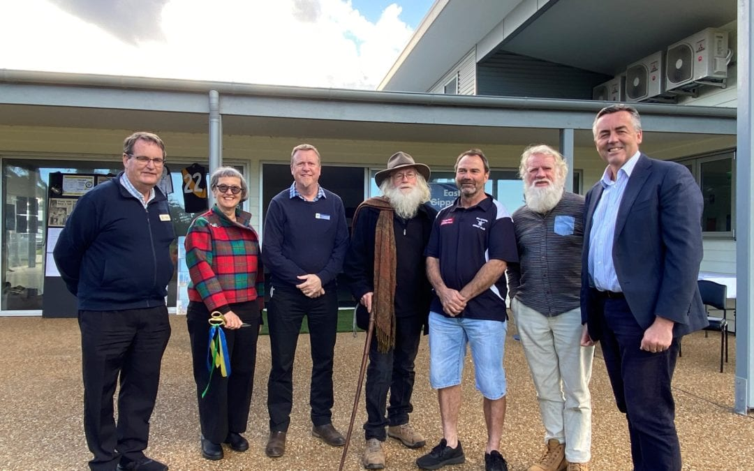 OFFICIAL OPENING OF MALLACOOTA COMMUNITY CLUBROOMS