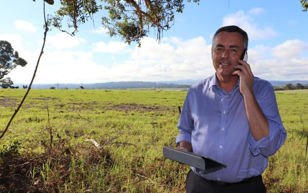 IMPROVED MOBILE PHONE COVERAGE IN EAST GIPPSLAND