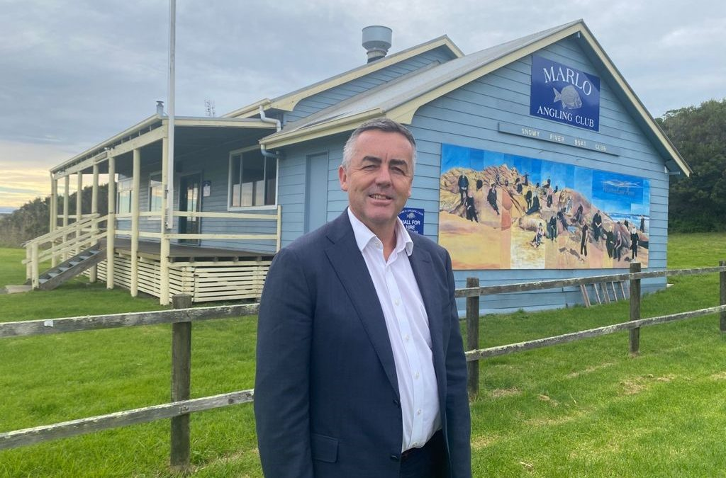 MARLO ANGLING CLUB SET TO RECEIVE A $336,000 UPGRADE