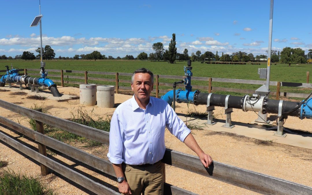 A PATHWAY TO WATER SECURITY IN GIPPSLAND