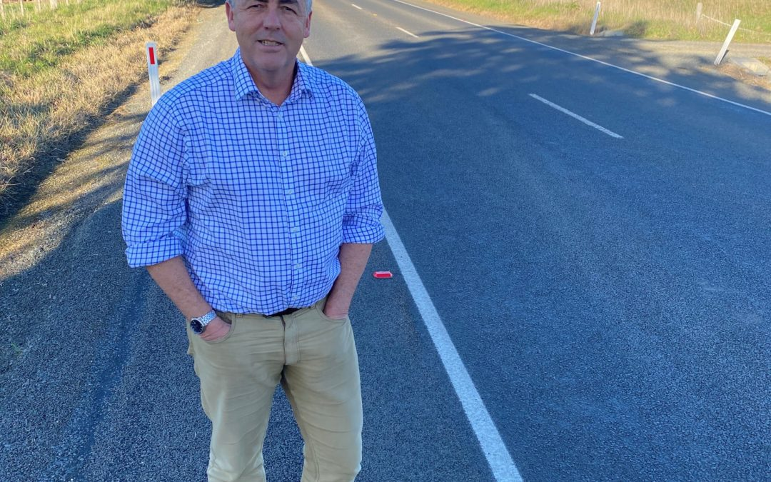 FUNDING BOOST FOR TRARALGON-MAFFRA ROAD