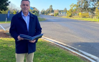 AIRFIELD ROAD TRARALGON TO BE MADE SAFER