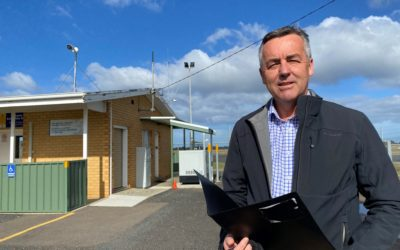 FUNDING TO UPGRADE BAIRNSDALE AIRPORT