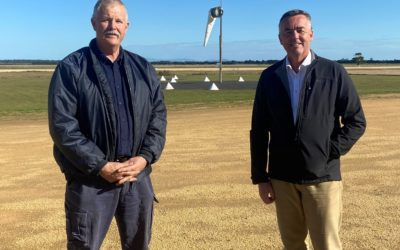 FUNDING TO MAKE YARRAM AIRPORT SAFER